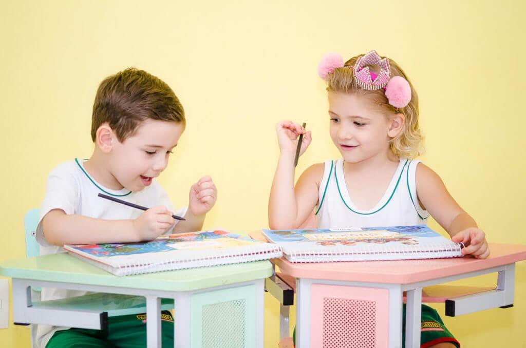 Pequetitos Bercário e Escola Infantil em Rio Preto