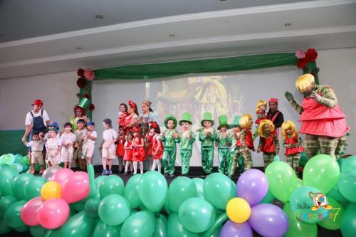 Festa Encerramento 2017